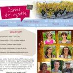Carnet de Vignoble 3 - Vins Côtes du Rhônes