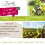 Carnet de Vignoble 8 - Vins Côtes du Rhônes