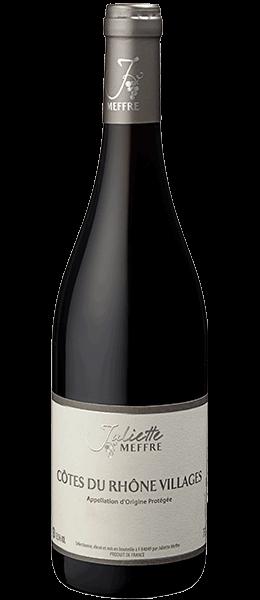 Vin Rhône - Côtes du Rhône Villages - 2015