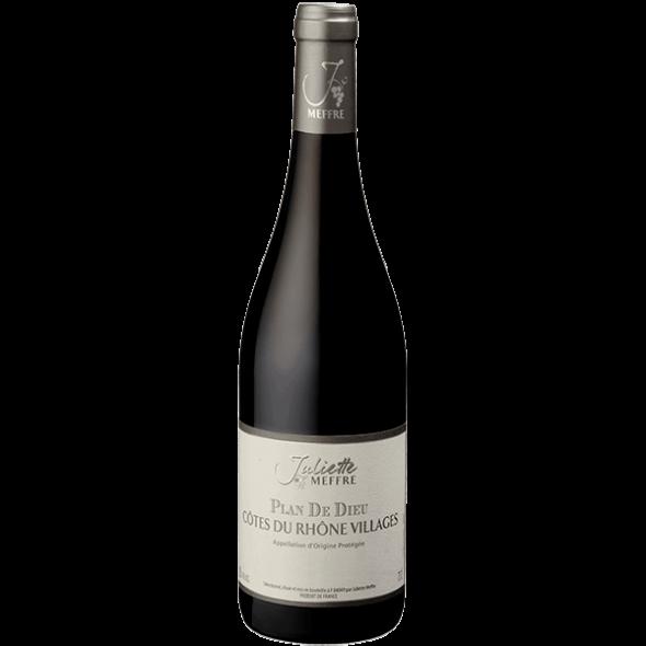 Vin Rhône - Côte du Rhône Villages - Plan de Dieu - 2015