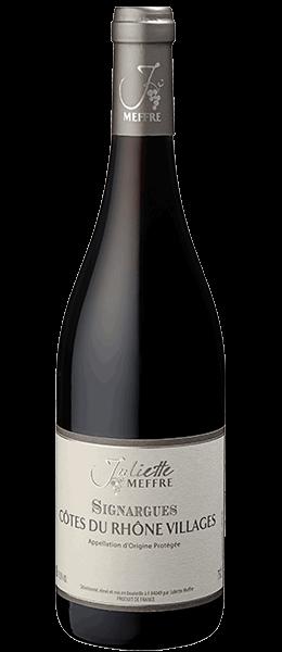 Vin Rhône - Côtes du Rhône Villages - Signargues - 2015