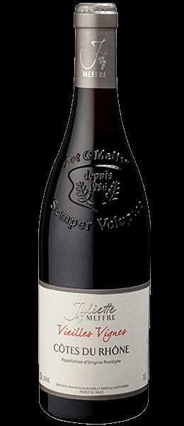Vin Rhône - Vieilles Vignes - 2016