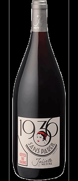 Magnum de Côtes-du-Rhône Vieilles Vignes Cuvée Sans Pareil 1936