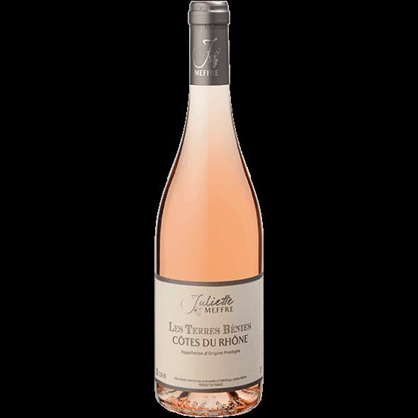 Vin Rhône - Côtes du Rhône - Les Terres Benies - Rosé - 2016