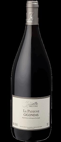 Vin Rhône - Gigondas La Payouse - Magnum - 2013