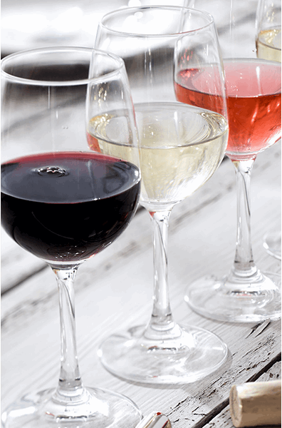 Vin Rhône - Côtes du Rhône - Offre 3 Couleurs - Les Terres Bénies