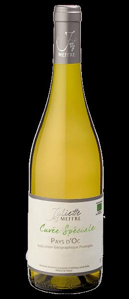 Vin Languedoc - Cuvée Spéciale Bio - Blanc - 2014