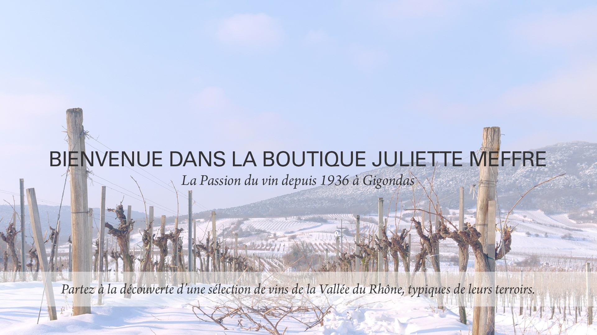 Slide Juliette Meffre hiver dans le Rhône