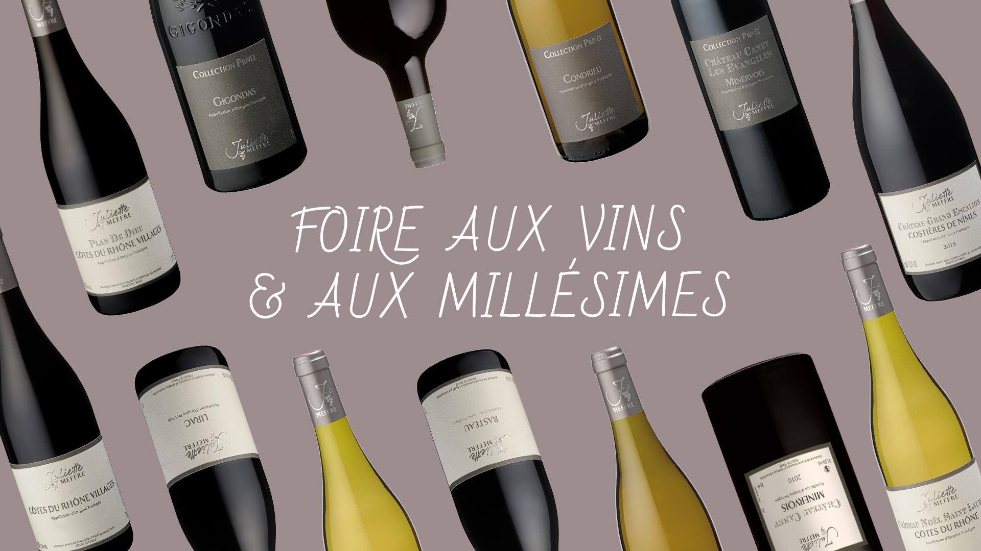 Slide Foire aux vins